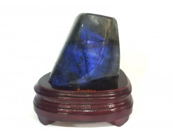 Blue Labradorite Polished Stone