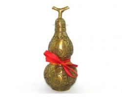 Bagua Brass Feng Shui Wu Lou (L)
