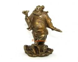 Brass Chong Kwei the Exorcist
