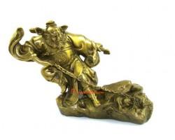 Brass Chung Kwei Subduing Demons