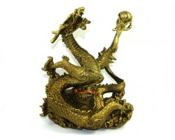 Brass Imperial Dragon for Great Success