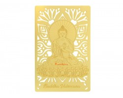 Buddha Vairocana Card