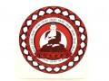 Buddha Vairocana Window Sticker (2 Pieces)