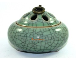 Celadon Porcelain Incense Burner