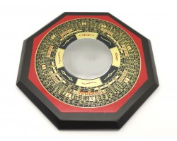 Chinese Concave Ba Gua Mirror Luo Pan Style