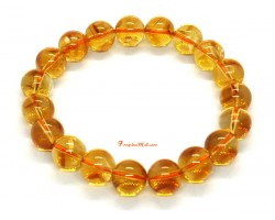 Citrine Pyramid Bracelet (High Grade)