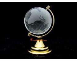 Clear Crystal Globe (m)