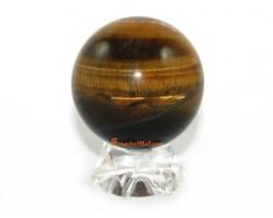 Crystal Ball - Tiger's Eye