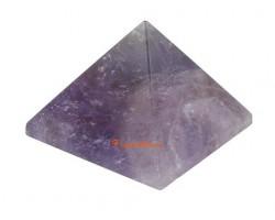 Crystal Pyramid - Amethyst Quartz