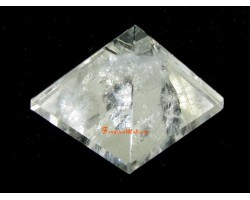 Crystal Pyramid - Clear Quartz