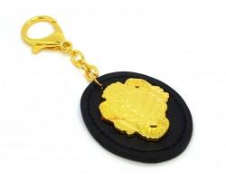 Dorje Drolo Scorpion Amulet Keychain