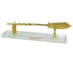 The Dragon-Snake Nine Rings Sword of Power