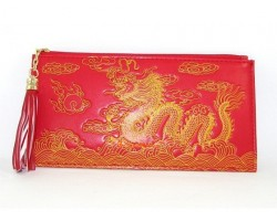 Dragon Wallet (Red)