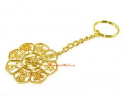 Eight Auspicious Keychain