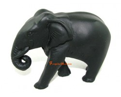 Feng Shui Elephant with Trunk Down