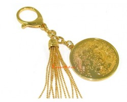 Enhancing Dragon Amulet Keychain