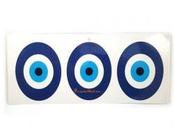 Evil Eye Sticker (2 pieces)
