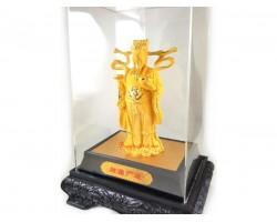 Exquisite Golden God of Wealth