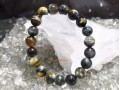 Fantasy Golden Ray Tiger Eye Bracelet
