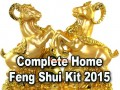 2015 Complete Home Feng Shui Kit