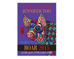 Fortune and Feng Shui Forecast 2015 for Boar