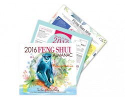 2016 Feng Shui Almanac