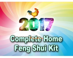 2017 Complete Home Feng Shui Kit