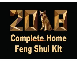 2018 Complete Home Feng Shui Kit