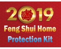 2019 Feng Shui Home Protection Kit