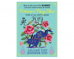 Fortune and Feng Shui Forecast 2019 for Rabbit