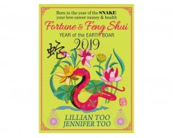 Fortune and Feng Shui Forecast 2019 for Snake