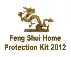 Feng Shui Home Protection Cure Kit 2012