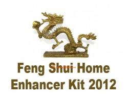 Feng Shui Home Enhancer Kit 2012 - Economy