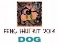 2014 Feng Shui Kit - Horoscope Dog
