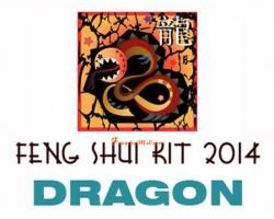2014 Feng Shui Kit - Horoscope Dragon