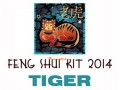 2014 Feng Shui Kit - Horoscope Tiger