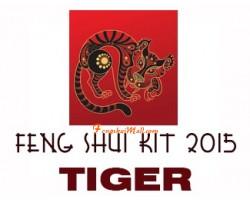 2015 Feng Shui Kit - Horoscope Tiger