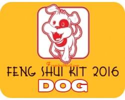 Feng Shui Kit 2016 for Dog