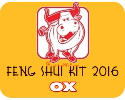Feng Shui Kit 2016 for Ox