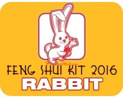 Feng Shui Kit 2016 for Rabbit