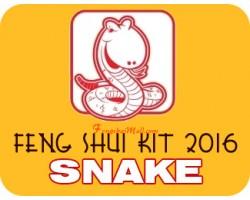 Feng Shui Kit 2016 for Snake