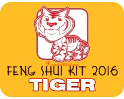 Feng Shui Kit 2016 for Tiger