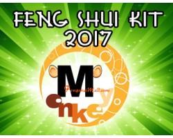Feng Shui Kit 2017 for Monkey