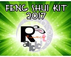 Feng Shui Kit 2017 for Rabbit