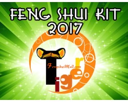 Feng Shui Kit 2017 for Tiger