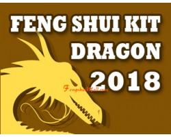 Feng Shui Kit 2018 for Dragon