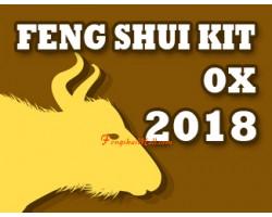 Feng Shui Kit 2018 for Ox