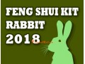 Feng Shui Kit 2018 for Rabbit