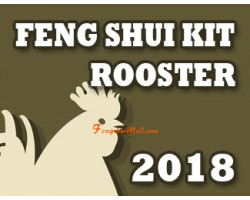 Feng Shui Kit 2018 for Rooster