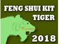 Feng Shui Kit 2018 for Tiger